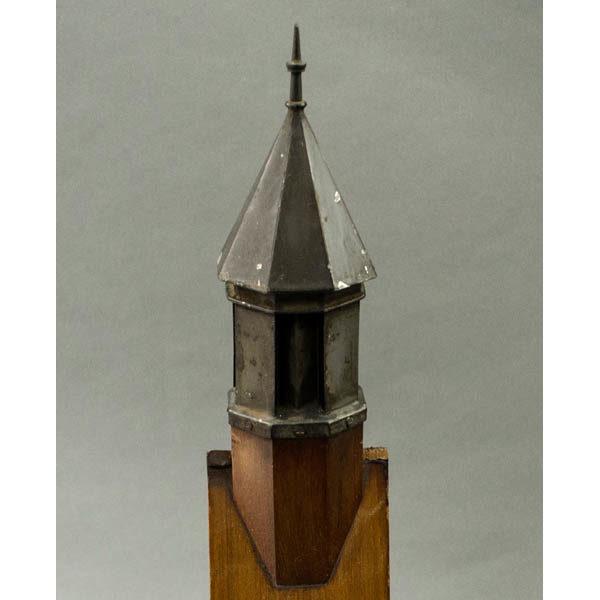 Boyle's Ventilator Model, top