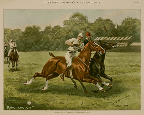 Cuthbert Bradley's Polo Incidents