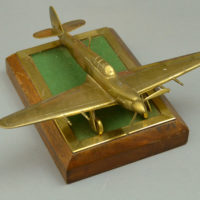 World War II Airplane Model