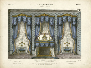 Design art decorative arts furniture interiors le for Le garde meuble