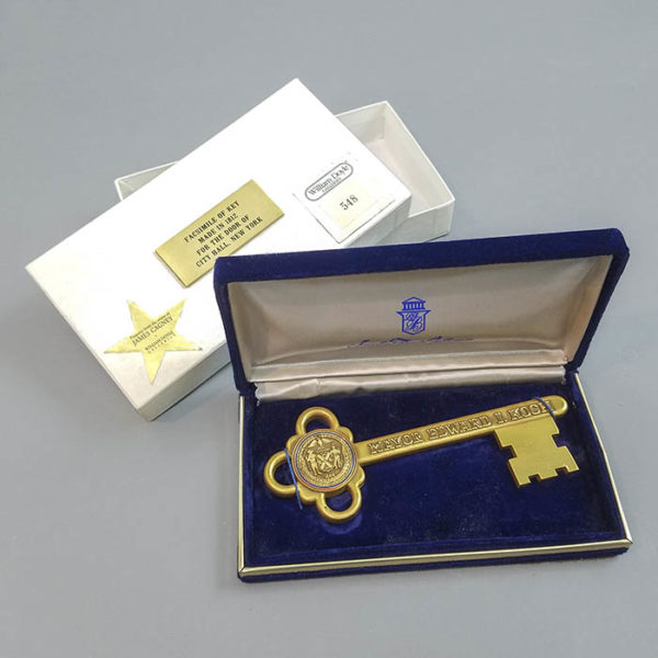 James Cagney's Key to the City