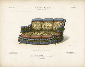Canapé de Fantaisie [Fantasy Sofa]