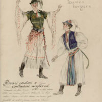 Costume Design, Opera, by Caramba
