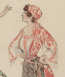 Costume Design, Opera, by Caramba
