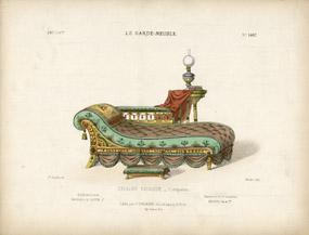 Chaise Longue -- Cléopatre [Chaise Longue -- Cleopatra]