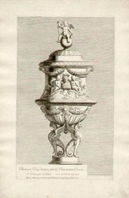 Georges Charmeton Vase Designs