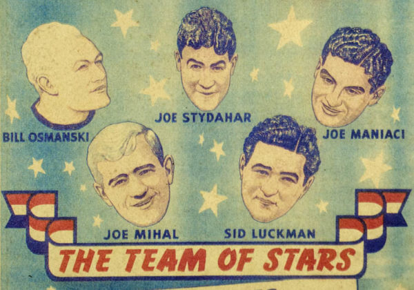 Chicago Bears: The Team of Stars