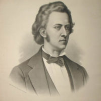 Large Portrait of Chopin