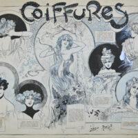 Coiffures by Jack Abeillé