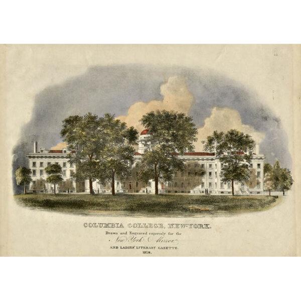Columbia College, New-York