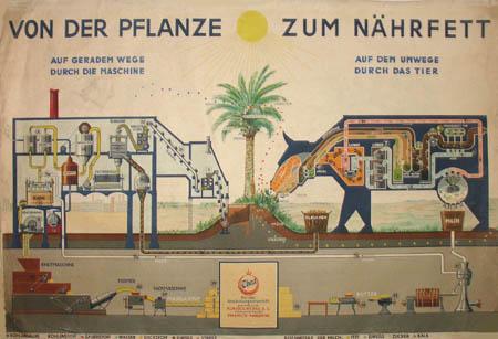 Austrian Vintage Scientific Advertising Poster