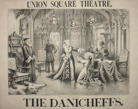 Union Square Theatre: The Danicheffs
