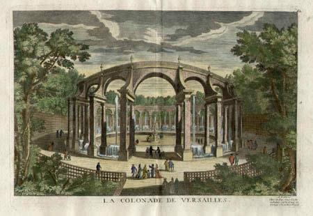 La Colonade de Versailles