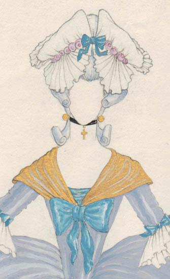 Costume Design, detail