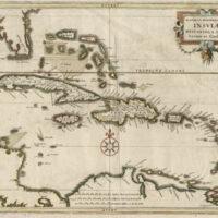 Maiores Minores que Insulae Hispaniola, Cuba Lucaia et Caribes