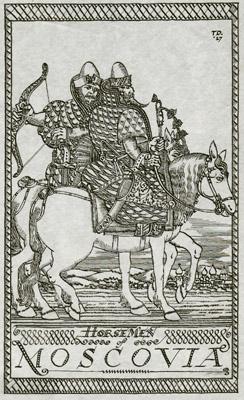 Horsemen Moscovia
