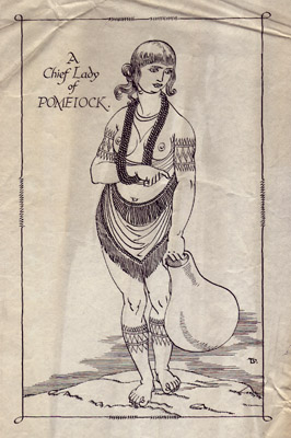 Chief Lady of Pomeiock