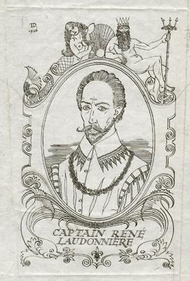Captain René Laudonnière