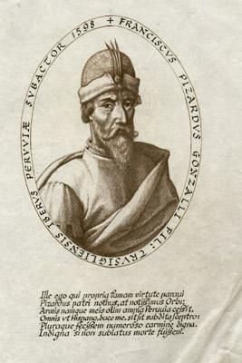 Franciscus Pizardus Gonzalli