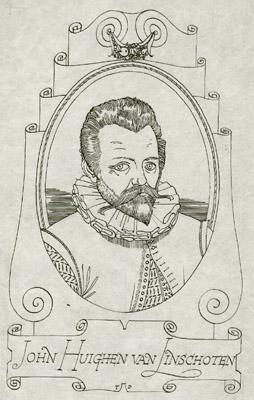 John Huighen Van Linschoten