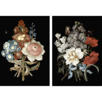 Barbara Dietzsch Paintings of Bouquets