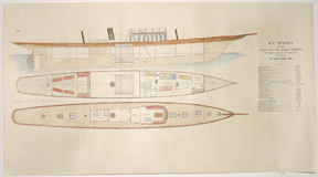 19th Century Yacht Designs by Dixon Kemp