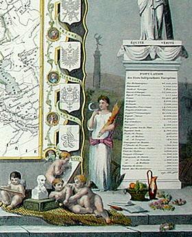 Europe, detail