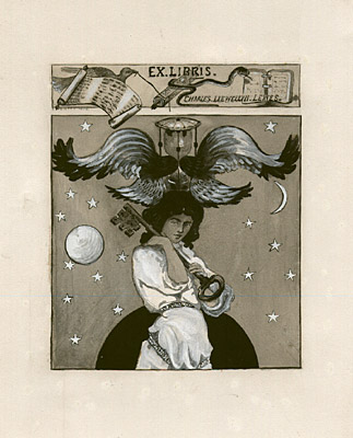 British Bookplate Design