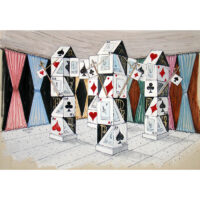 George Factor, House of Cards set design