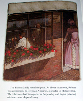 Page from book showing published illustration.