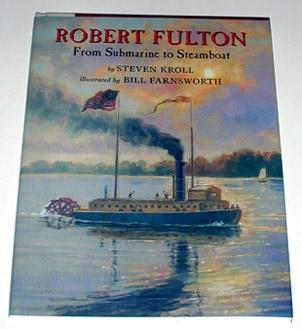 Robert Fulton book cover