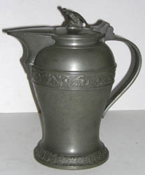 Pewter Tankards and Flagons