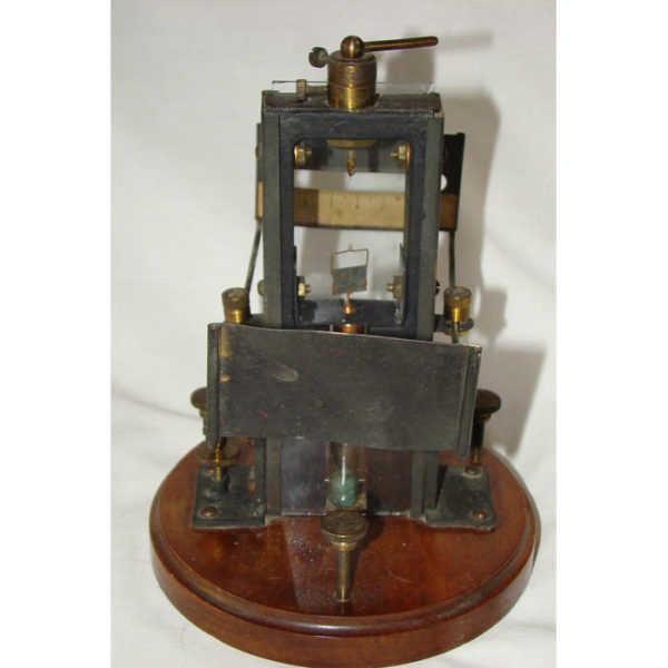 Galvanometer detail