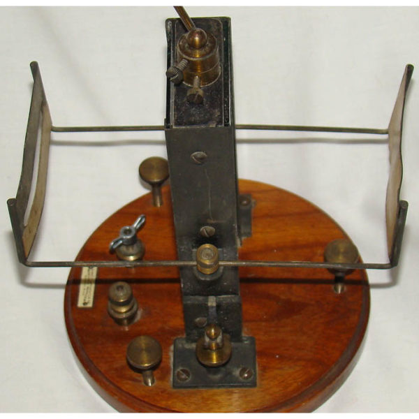 Galvanometer top view