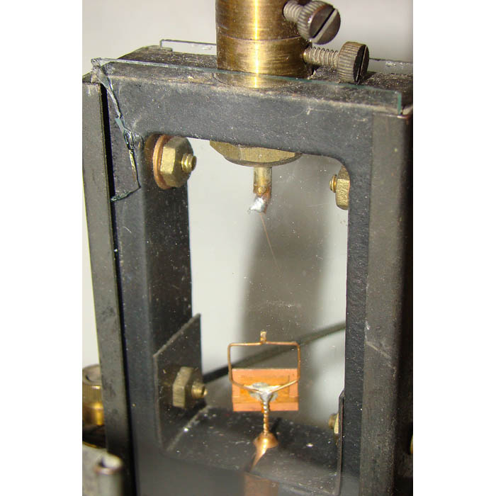 Science Instrument Physics Electricity Galvanometer