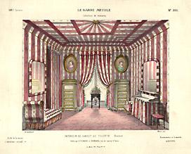 Design Art, Decorative Arts, Furniture & Interiors, Le Garde-Meuble ...