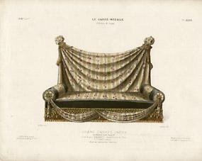 Grand Canapé Pacha [Large Pacha Sofa]