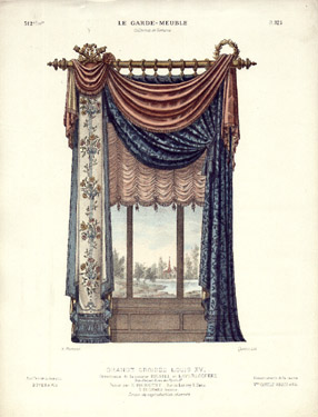 Grande Croisée Louis XVI [Large Louis XVI Window] Sold