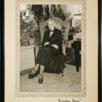 Portrait of Grandma Moses