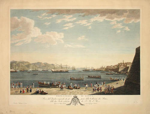 Collection of the Ports of the Two Sicilies