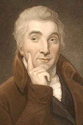 Portrait of John Haighton