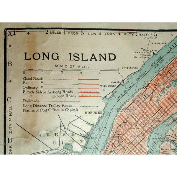 Map, Long Island, Wall Map by Hammond, Antique 1906 Map Long Island Ny on the bronx, long island map showing towns, suffolk county long island map, long island wantagh, antique long island map, long island herricks, new york map, new york city, nassau county, long island rail map, long island lirr map, washington dc map, long island buffalo, nassau county long island map, new york metropolitan area, suffolk county, long island new york, staten island, long island map view, long island sound, coney island, long island town names, long island bronx map, long island railroad map, long island connecticut map, times square, battle of long island, long beach, long island potato fields, long island boston map, ellis island, north shore long island map, hudson river, brooklyn bridge,