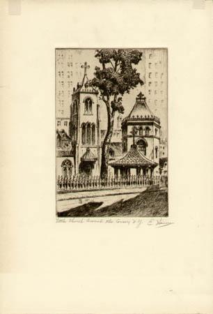 Little Church Around the Corner, N.Y.