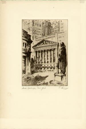 Stock Exchange, N.Y.