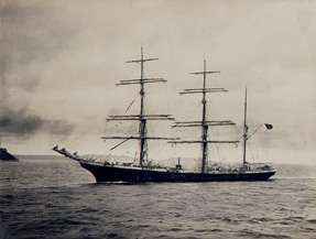 Clipper Ship Photograph