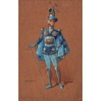 Arthur Helsby, Costume Design, Tinsmith