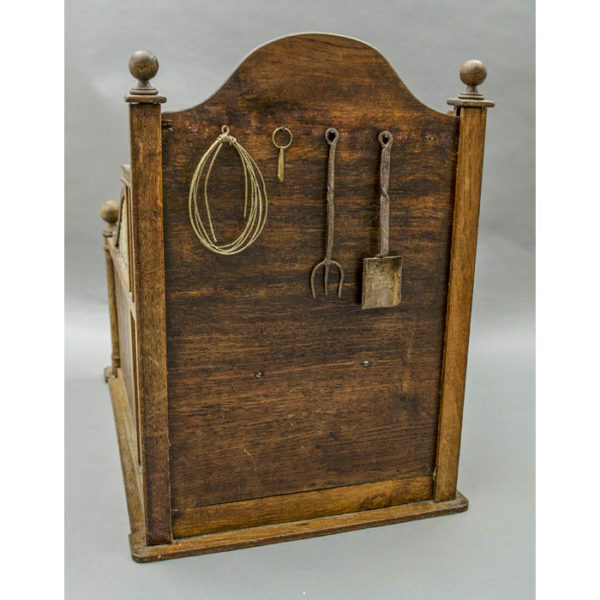 Miniature Horse Stall back