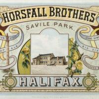 Horsfall Brothers, Savile Park, Halifax, England