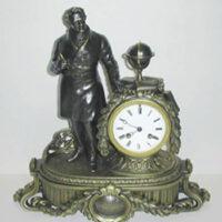 Clock, Alexander von Humboldt