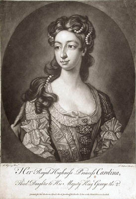 Princess Caroline of England